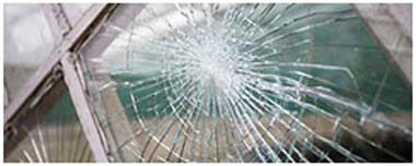 East Grinstead Smashed Glass